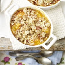 Apricot & Almond Crumble