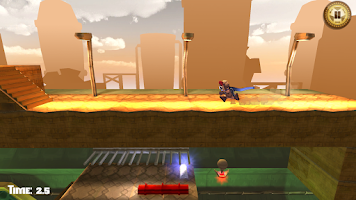 Screenshot of Grudger: Hard Death