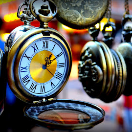 by Alexandra Tudor - Artistic Objects Clothing & Accessories ( time, object, clocks )