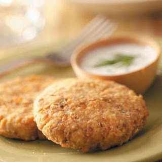 Pierside Salmon Patties
