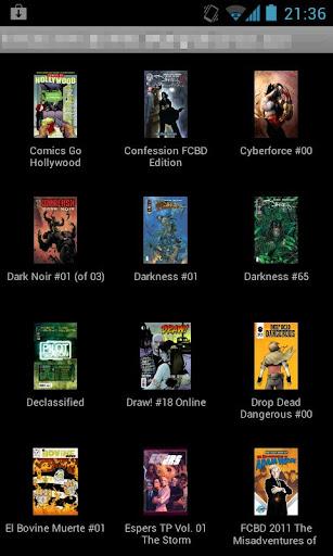 Comics Reader