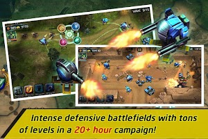 Screenshot of Nova Defence