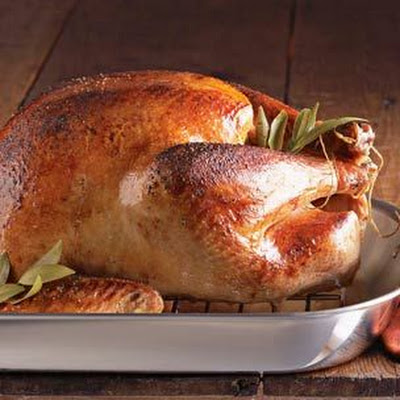 Buttermilk-Brined Turkey