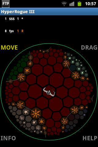 HyperRogue Gold - screenshot