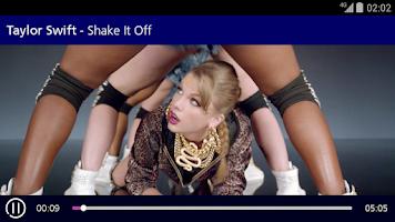 Screenshot of O2 Tracks - Music & Video