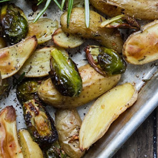 Brussel Sprouts And Fingerling Potatoes Recipes