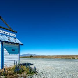 Irishmans Creek, NZ by Terry Mendoza - Landscapes Travel