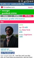 Screenshot of Flirtalike - flirt chat dating