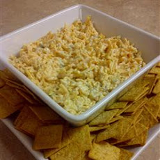 Smokey Jalapeno Cheese Dip