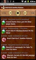 Screenshot of Mukesh Songs