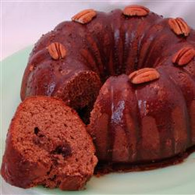 Bertha's Big Bourbon Bundt Cake