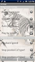 Screenshot of Bamboo Tiger