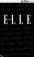 Screenshot of Elle.si
