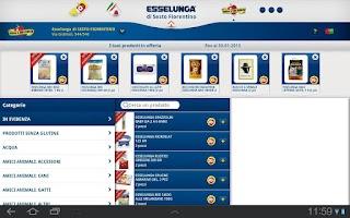 Screenshot of Esselunga HD