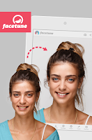Screenshot of Facetune