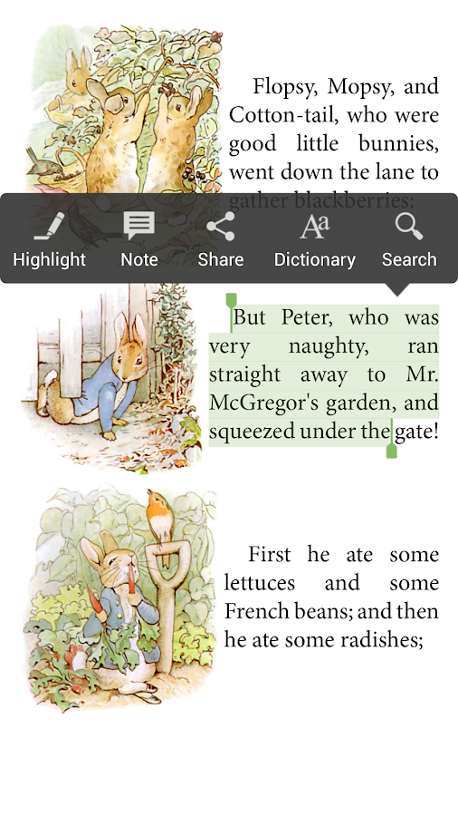 Aldiko Book Reader Premium Screenshot 5