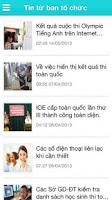 Screenshot of IOE - App Luyện thi Tiếng Anh