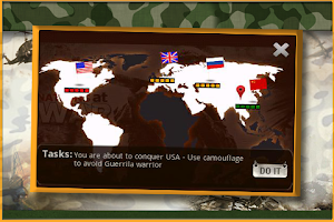 Screenshot of Nations At War