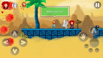 Screenshot of The Lost Heroes