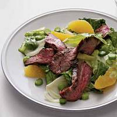 Citrus-Spiked Steak Salad
