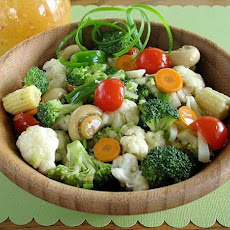 Marinated Vegetables Deluxe