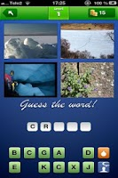 Screenshot of 4 Pics 1 Word - New Word Game