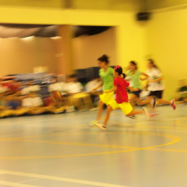 Kids' Basketball by Marie Giselle Adriano-Tiburcio - Sports & Fitness Other Sports (  )