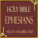 BIBLE: EPHESIANS, STUDY APP icon