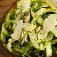 Shaved Asparagus Salad Recipe