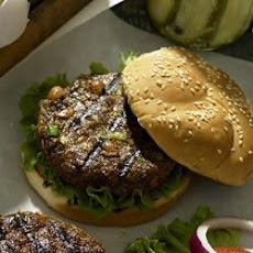 Hearty Bean Burgers