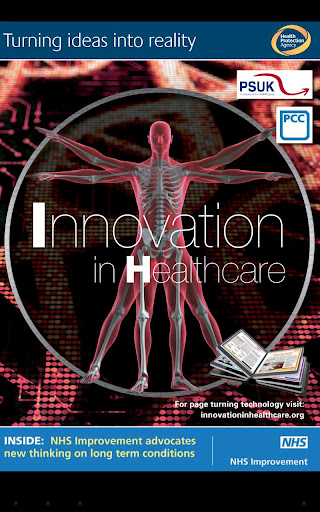 【免費新聞App】Innovation in Healthcare-APP點子