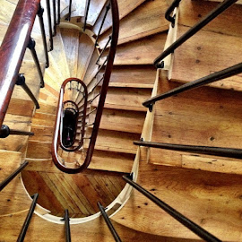 Evil stairs by Katie Cook - Instagram & Mobile iPhone
