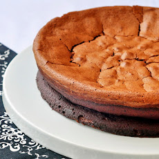 Chocolate Souffle Cake