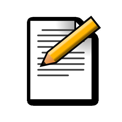 Ted (Text Editor) LOGO-APP點子