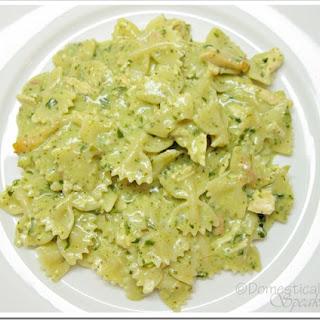 Pesto Chicken Pasta Milk Recipes