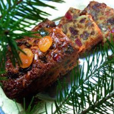 Fruitcake With Sherry
