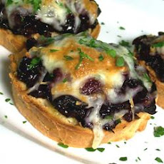 Swiss Cherry Bruschetta