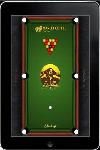 Marley Coffee Billiards
