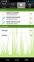 Screenshot of Homeo Guide
