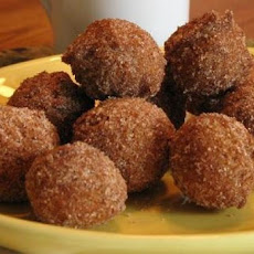 Basic Doughnut Holes