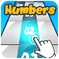 Game Numbers : Tap The Black Tile APK for Kindle