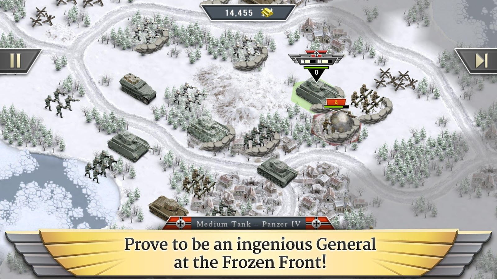 1941 Frozen Front Premium Screenshot 9