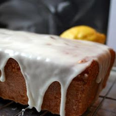 Lemon Pound Cake III