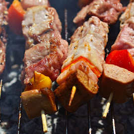 a tasty barbecue... by Macinca Bogdan - Food & Drink Cooking & Baking (  )