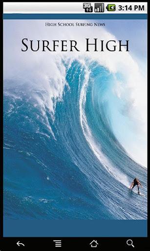 Surfer High