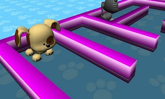 Screenshot of Kids Mello & Smudge Maze