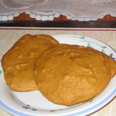 Pumpkin Cookies II