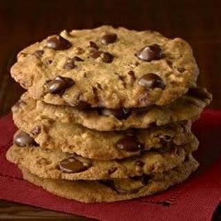Crispy Chocolate Nut Cookies Recipes