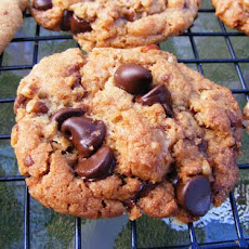 Crunchy Toffee Chocolate Chip Cookies