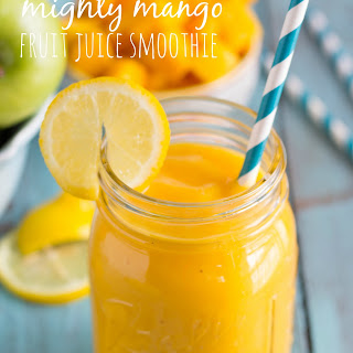 (Copycat) Naked Juice Mighty Mango